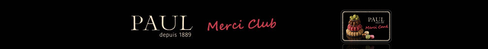 PAUL Merci Club
